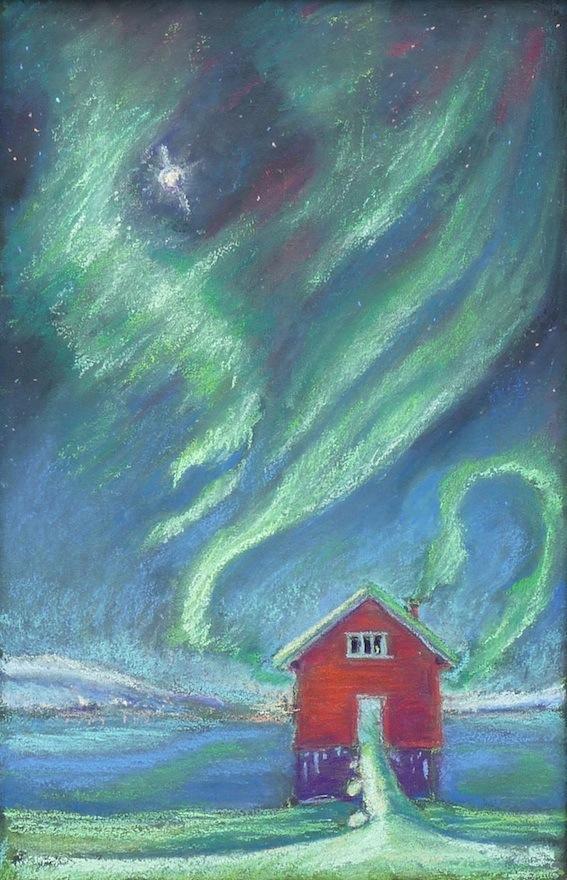 Aurora Liten Hytte
