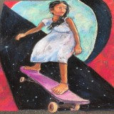Sky Maker ( Kamali M is the skater )